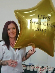 Theresa Gribben, Residential childcare practitioner