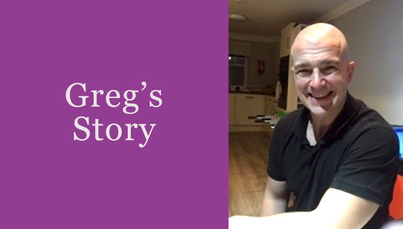 Greg's Story